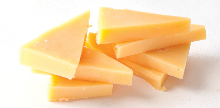What are the nutrients in cheese?