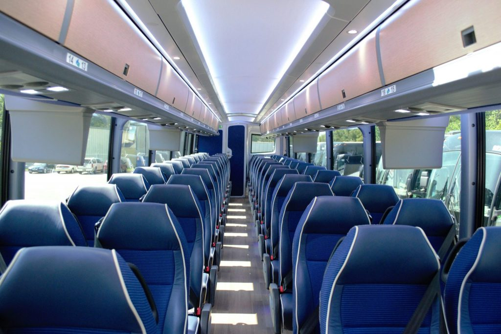 Tour Bus Rental Europe