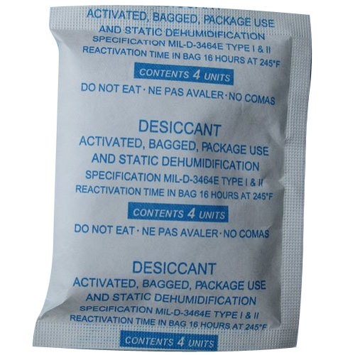 oxygen absorber packet
